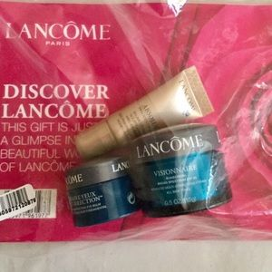 Lancome 3-pc beauty set